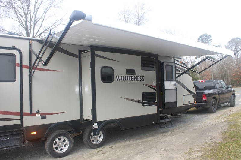 2016 Heartland Wilderness 3250BS