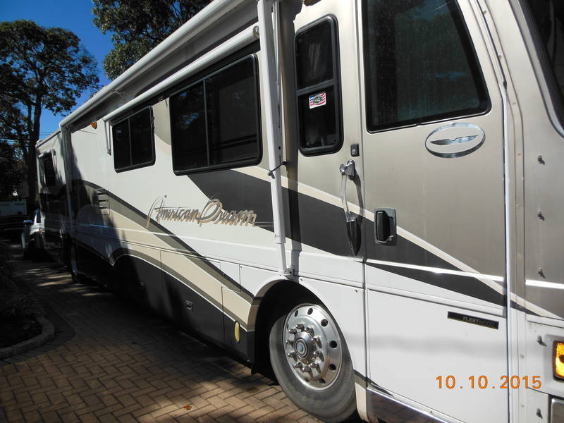 1998 Fleetwood American Dream 40DVS