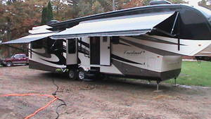 2014 Forest River Cardinal 3450RL