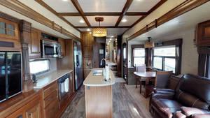 2015 Heartland Bighorn 3875FB