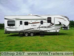 2012 Keystone Cougar 325 SRX