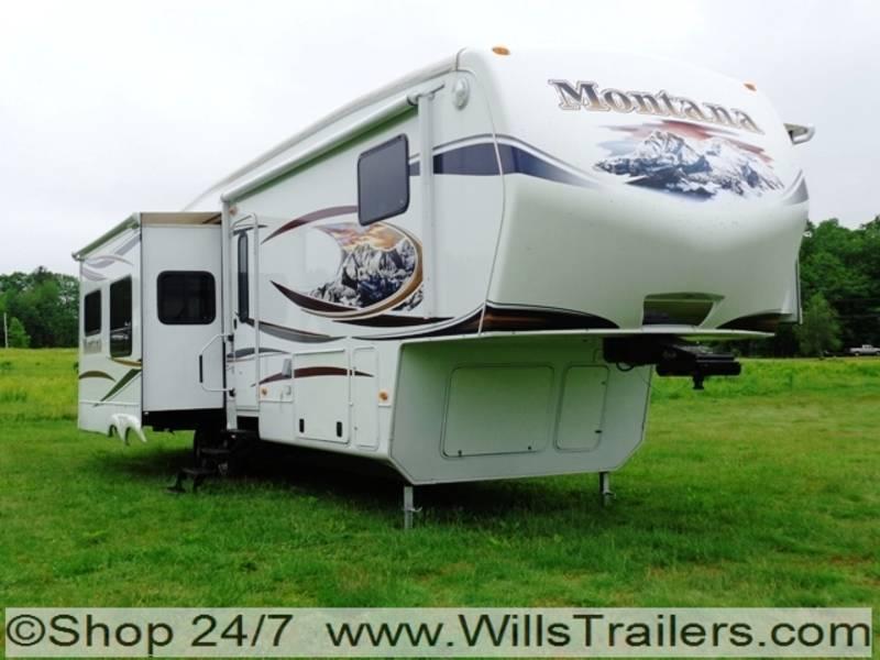 2012 Keystone Montana Hickory 3400RL