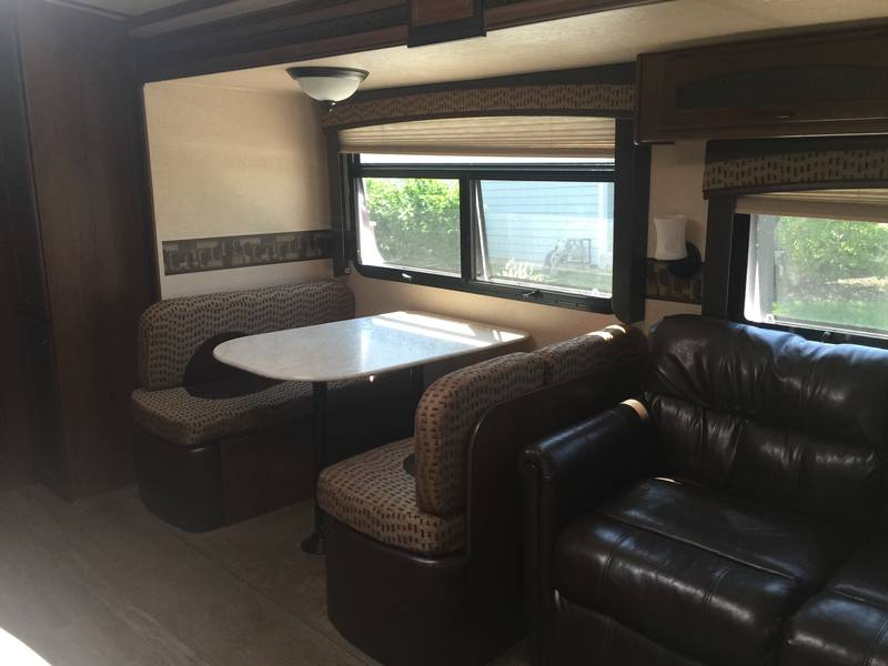 2015 Jayco White Hawk Summit 28DSBH