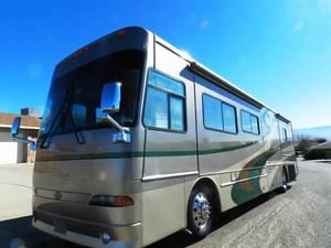 2006 Western RV Alpine Coach 38FDTS