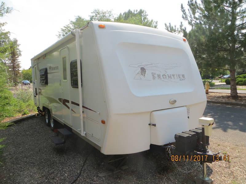 2006 KZ Frontier 2605