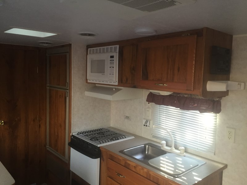 2001 Skyline Nomad 251 LT