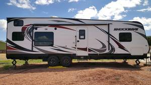 2017 Forest River Shockwave T27FQDX