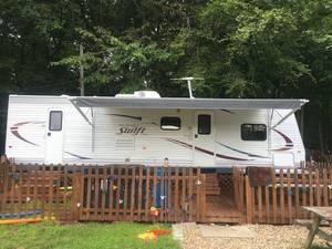 2014 Jayco Jay Flight Swift 287BHBE