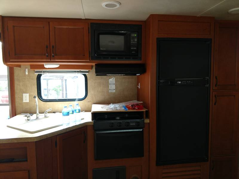 2012 Forest River Cherokee Grey Wolf 28BH