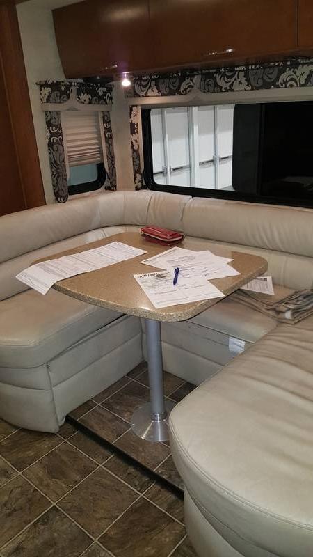 2013 Thor Motor Coach Citation Sprinter 24SA