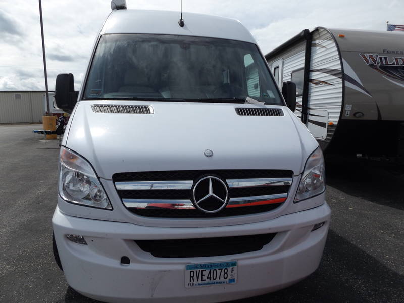 2014 Airstream Interstate 3500 Twin