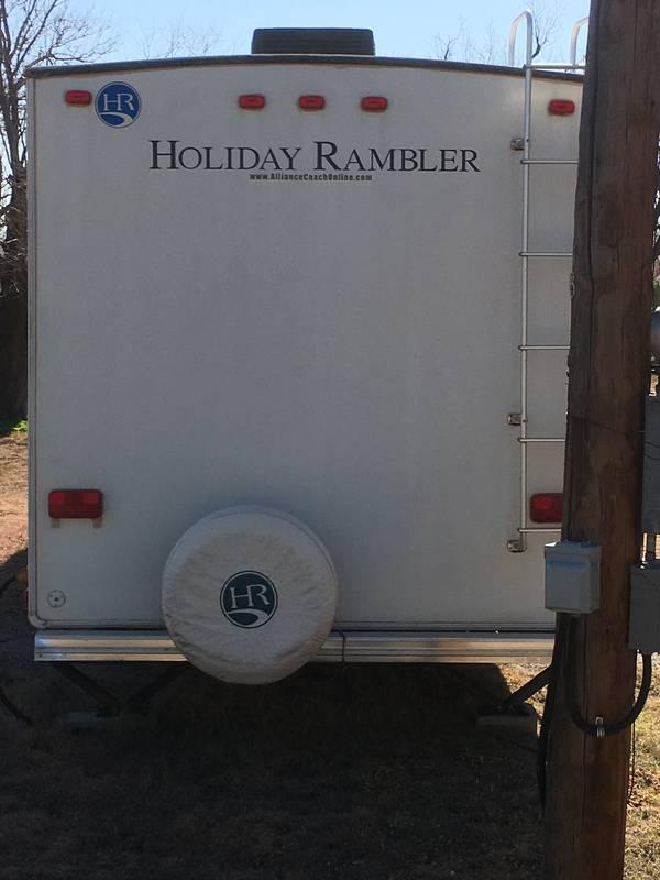 2011 Holiday Rambler Savoy LX 33FLD