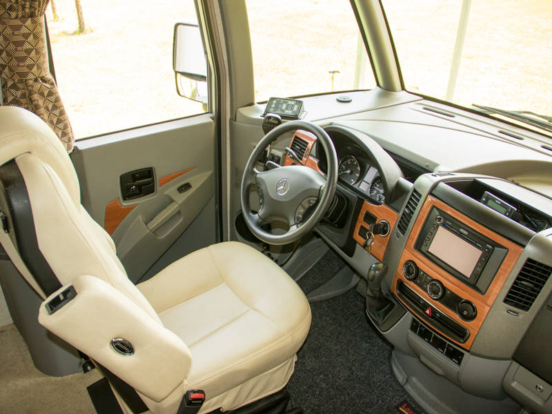 2011 Winnebago Via 25R