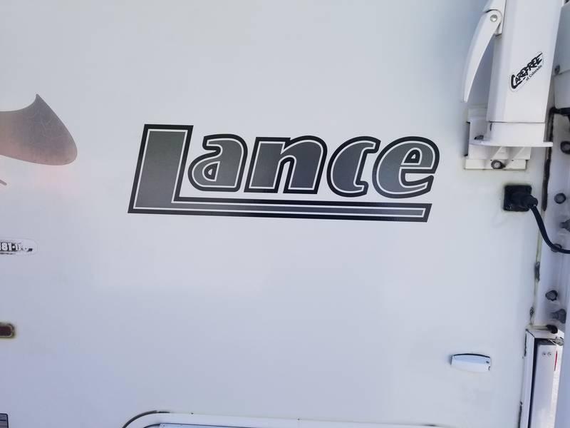 2008 Lance Longbed 1181