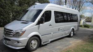 2015 Airstream Interstate Extended