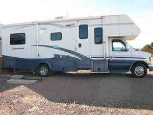2002 winnebago itasca IF427P