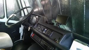 1984 Mercedes Benz Breman Westfalia 602DKA