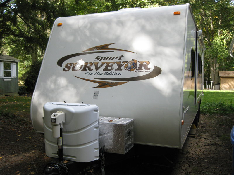 2012 Forest River Surveyor Sport SP275