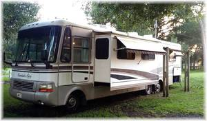 1997 Newmar Mountain Aire MA3760