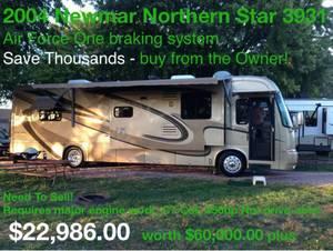 2004 Newmar Northern Star 3931