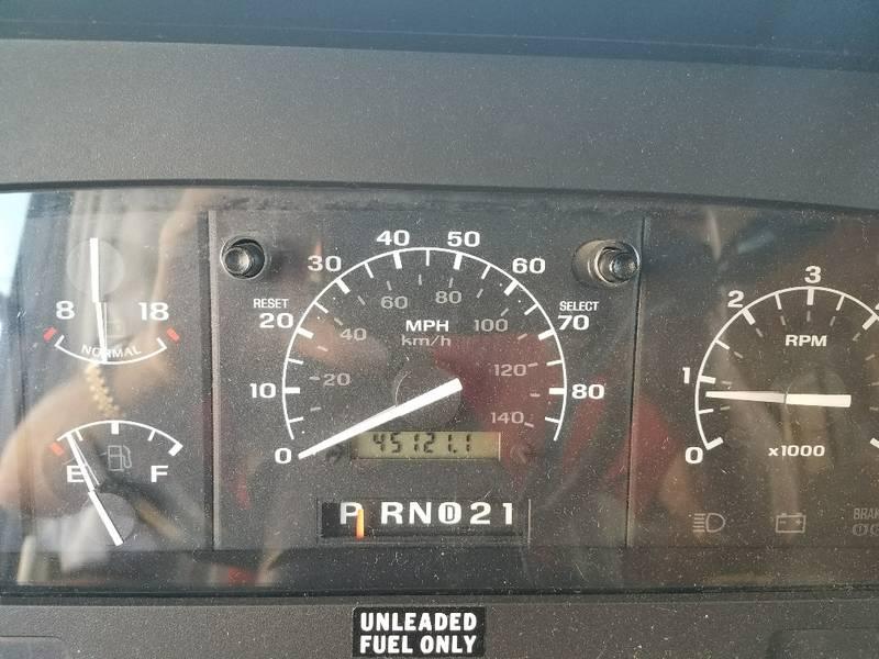 1998 Itasca Suncruiser 35WP