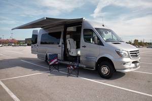 2016 Airstream Interstate 4WD Lounge EXT