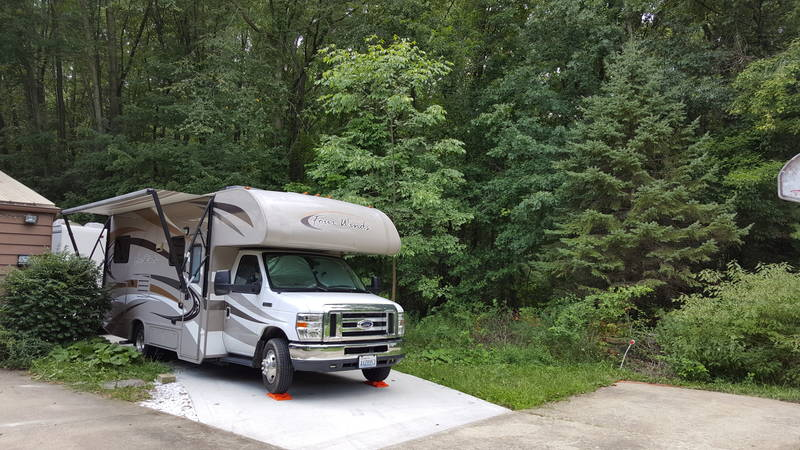 2014 Thor Industries Four Winds 24C