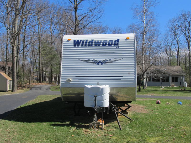 2009 Forest River Wildwood LE 31QBSSLE