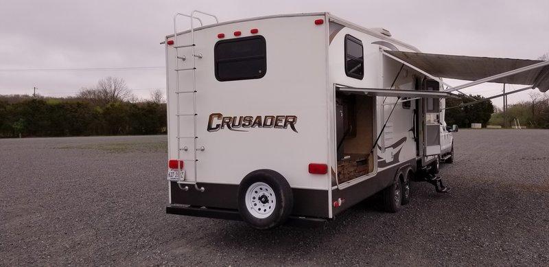 2013 Prime Time Crusader 298BHd