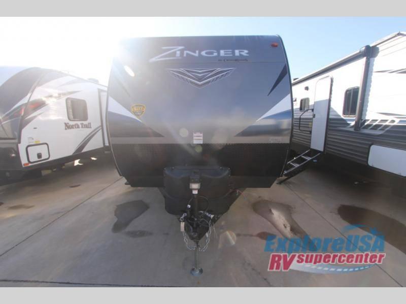 2019 CrossRoads Zinger ZR298BH