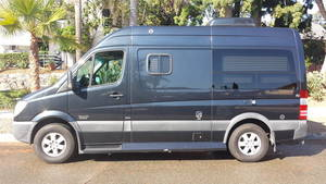 2012 Mercedes Sprinter Sportsmobile