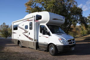 2009 Holiday Rambler Traveler 24RBH
