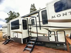 2017 Keystone Montana 3731FL
