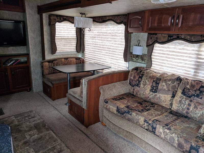 2013 Keystone Cougar 293 SAB