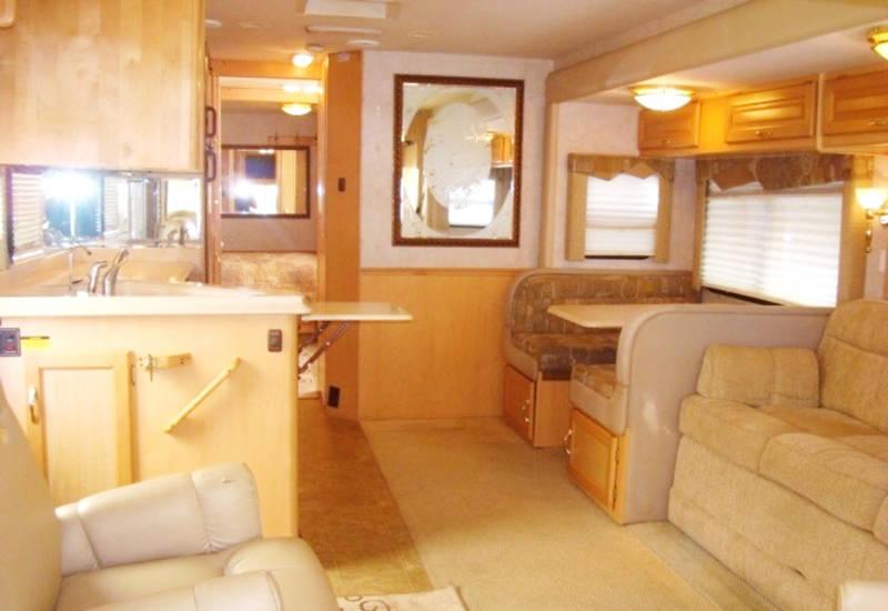 2005 National RV Sea Breeze LX LX