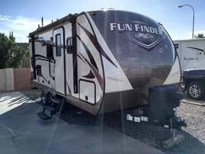 2017 Cruiser RV Fun Finder 19RB