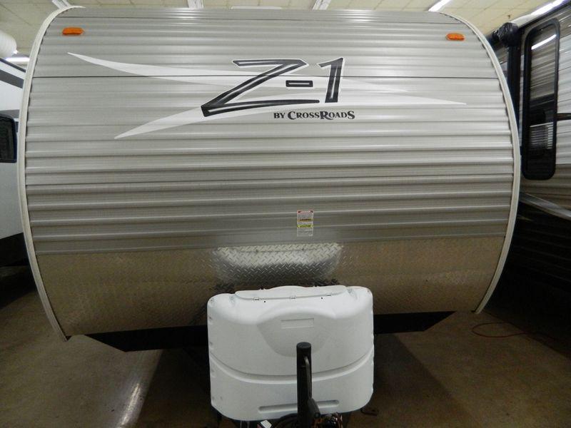 2013 CrossRoads Zinger Z-1 ZT 251 BH