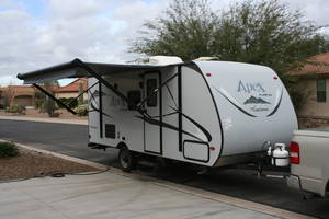 2016 Coachmen Apex Nano 191RBS