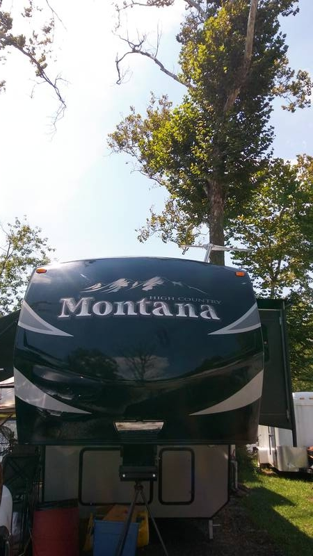 2015 Keystone Montana 343RL