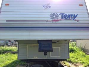 1994 Fleetwood Terry 25 5H