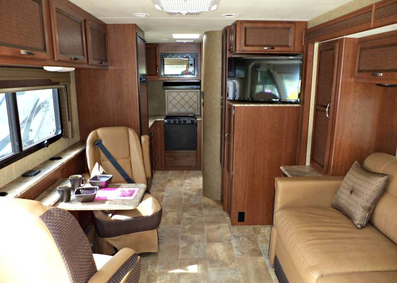 Tow Truck For Sale Canada >> 2015 Thor Motor Coach Axis 24.2, Class A - Gas RV For Sale ...