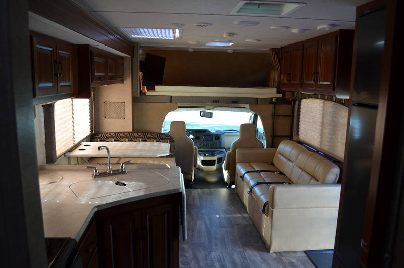 2015 Forest River Sunseeker 3050s