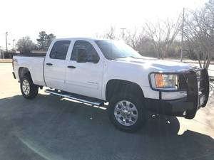 2011 GMC Sierra 2500 HD