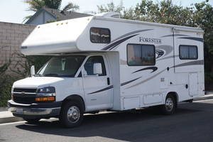 2015 Forest River Forester LE 2251SLE