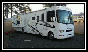 2007 Four Winds Hurricane 34 Ford 20.5