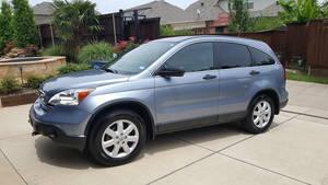 2009 Honda CRV EX - AWD