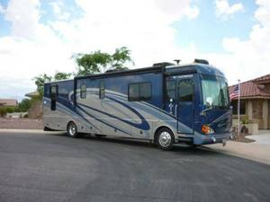 2007 Fleetwood Excursion 39S
