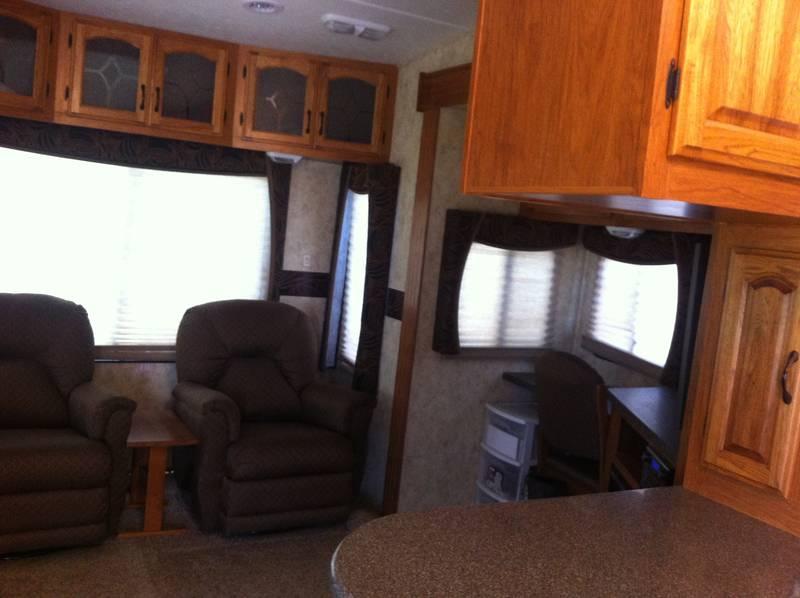 2010 Coachmen North Ridge 320 RLQ