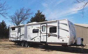 2014 Forest River Rockwood Signature Ultra Lite 8321SS