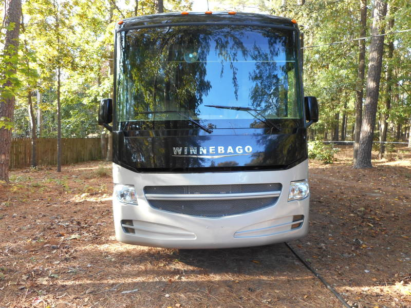 2015 Winnebago Sightseer 35G